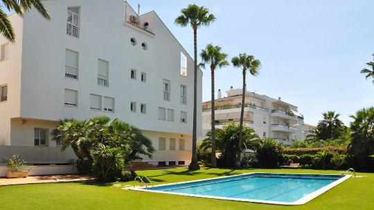 Apartamentos Sunway Talaia